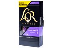 L'Or Espresso Profondo Kapsle kávové 1x10ks