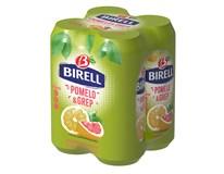 Birell Ochucený pomelo/grep nealkoholické pivo 6x(4x500ml)