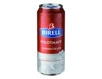 Birell Polotmavý nealkoholické pivo 4x500ml plech