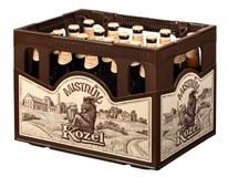 Kozel Mistrův ležák pivo 20x500ml vratná láhev
