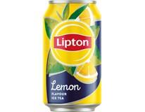 Lipton Čaj citron 24x330ml plech