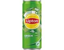 Lipton Čaj zelený 24x330ml plech