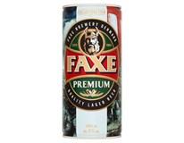 Faxe Premium ležák 10° pivo 1x1L plech