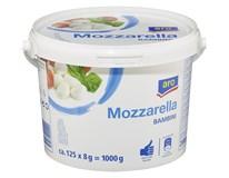 ARO Mozzarella Bambini chlaz. 1x1kg (cca 125x8g)