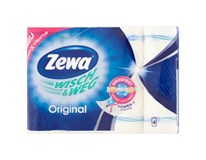 Zewa Wisch&Weg Original kuchyňské utěrky 2-vrstvé 4ks