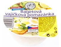 Pomazánka vajíčková bagetová chlaz. 8x150g