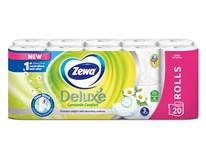 Zewa DeLuxe Camomile Comfort Toaletní papír 3-vrstvý 1x20ks