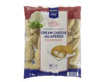 Metro Chef Jalapenos cream cheese mraž. 1x1kg