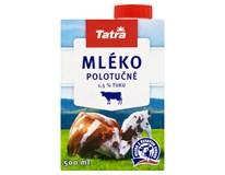 Tatra Mléko trvanlivé 1,5% chlaz. 6x500ml