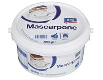 ARO Mascarpone sýr 82% chlaz. 1x2kg