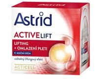 Astrid Krém Active Lift noční 1x50ml