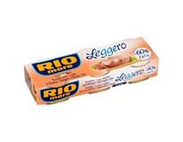 Rio Mare Tuňák Leggero 3x60g