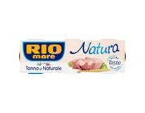 Rio Mare Tuňák natura 3x56g
