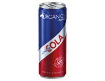 Red Bull Organics Simply Cola 1x250ml plech