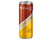 Red Bull Organics Ginger Ale 1x250ml plech