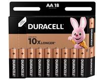 Baterie Duracell Basic AA 18ks