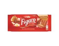 Figaro Tatiana čokoláda mléčná s lískooříškovou náplní 5x90g