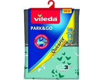 Potah Vileda Park&Go modrý 1ks