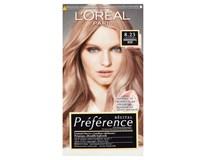 L'Oreal Preference 8,23 barva na vlasy 1x1ks