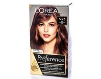 L'Oreal Preference 5,23 barva na vlasy 1x1ks