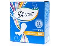 Discreet Intim Oval slipové vložky 1x100ks