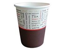 Kelímek papírový Coffee to Go 200ml 50ks