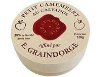 Camembert Petit Au Calvados chlaz. 1x150g