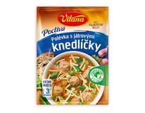 Vitana Poctivá polévka s játrovými knedlíčky 1x92g
