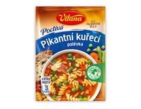 Vitana Poctivá polévka pikantní kuřecí 1x86g