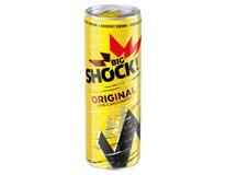 Big Shock! Gold energetický nápoj 6x330ml plech