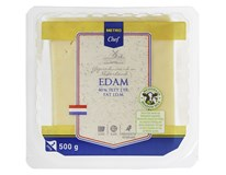 Metro Chef Edam 40% sýr plátky chlaz. 1x500g