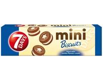 7Days Mini Biscuit vanilka 1x100g