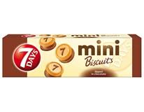 7Days Mini Biscuit čokoláda 1x100g