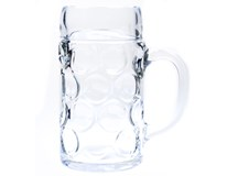 Sklo pivní Isar 1L 1ks