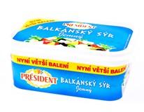 Président Balkánský sýr chlaz. 1x250g