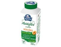 Kunín Mléko acidofilní meruňka chlaz. 3x300g