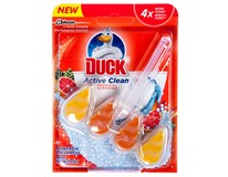 Duck Active Clean WC čistič závěsný tropical 1x38,6g