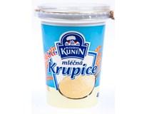 Kunín Mléčná krupice natural chlaz. 1x400g