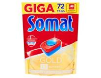 Somat Gold Tablety do myčky 1x72ks 1x1382,4g