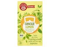 Teekanne Čaj Ginger/Lemon BIO 1x36g