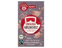 Teekanne Čaj English Breakfast BIO 1x35g