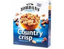 Jordans Country Crisp müsli ořechy 1x400g