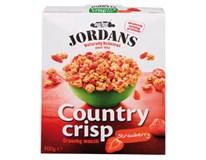 Jordans Country Crisp müsli jahoda 1x400g