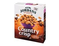 Jordans Country Crisp müsli čokoládové 1x400g
