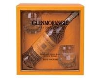 Glenmorangie 40% whisky 6x(1x700ml + sklenice 2ks)
