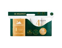 Harmony Exclusive Toaletní papír 4-vrstvý herbal parfémovaný 1x16ks