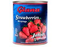 Giana Jahody 6x850ml