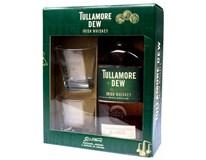 Tullamore Dew whisky 40% 1x700ml + sklenice 2ks
