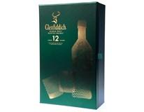 Glenfiddich GPK 12yo 40% whisky 6x(1x700ml + sklenice 2ks)