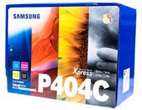 Toner Samsung CLT-P404C CMYK 1ks
